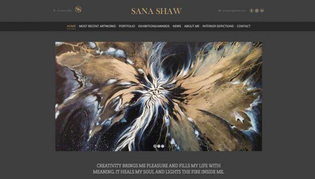 Sana Shaw (Houston USA)