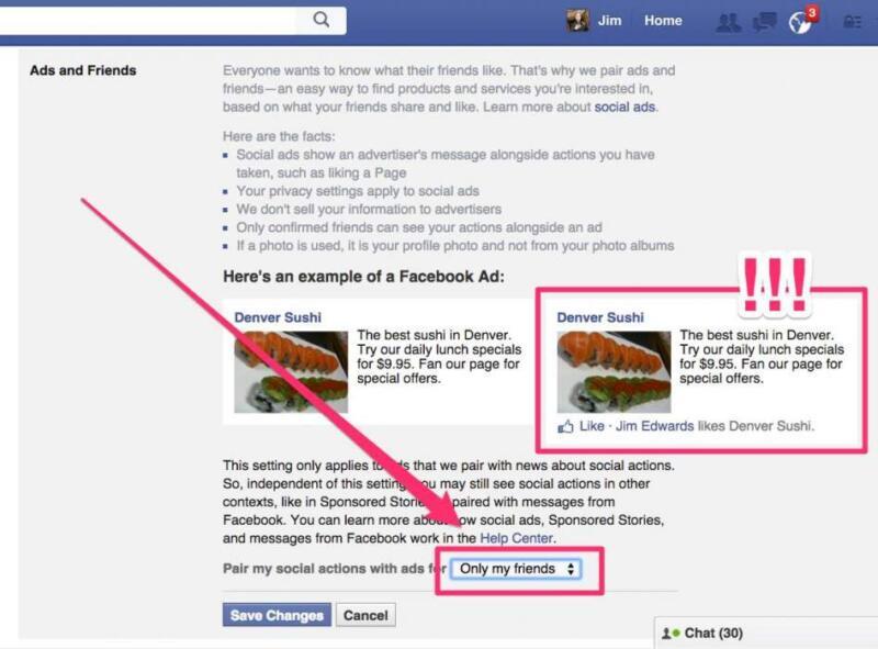 Как узнать, кто получает ваши данные в Facebook, и закрыть