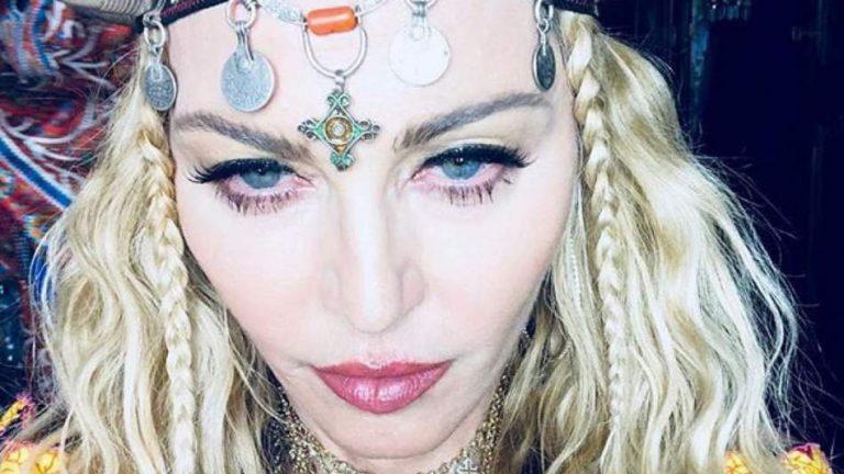 Как Мадонна празднует свое 60-летие